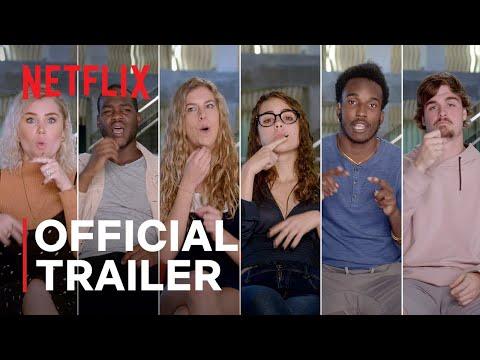 Video trailer för Deaf U | Official Trailer | Netflix
