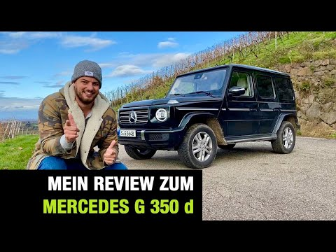 2020 Mercedes-Benz G 350 d (286 PS) 🌲 Fahrbericht | FULL Review | Test-Drive | POV | On/off-road ⛰.