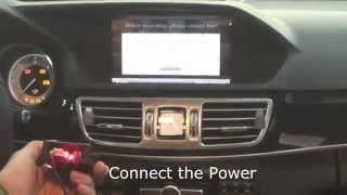 Bluetooth AUX Creator for Mercedes-Benz