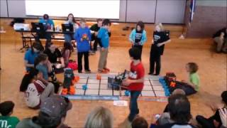 January 7, 2017 Tournament at Westview – Qualifying Match with Central Elementary's Team 10424D, Flying Hamburgers