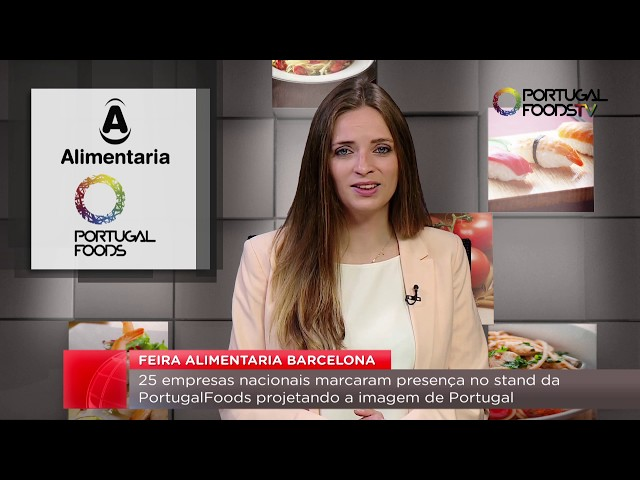Alimentaria Barcelona 2016