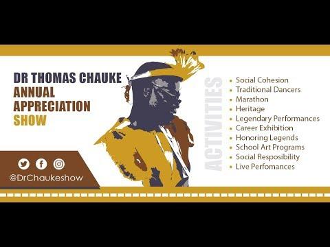 Download Dr Thomas Chauke Annual Appreciation Show Dr Thomas Chauke