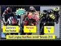 Hasil Kualifikasi MotoGP Belanda 2019!. Fabio Quartararo Raih Pole Position. Marquez 4. Rossi 14