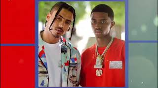 Quincy Brown Feat King Combs | Options (Music Clip)