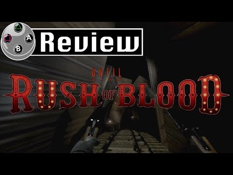 Until Dawn: Rush of Blood PSVR video thumbnail