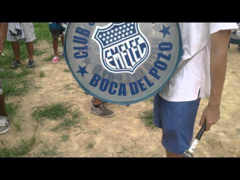 """""""TEMA NUEVO BOCA DEL POZO SIEMPRE CARNAVAL"""" Barra: Boca del Pozo • Club: Emelec"""