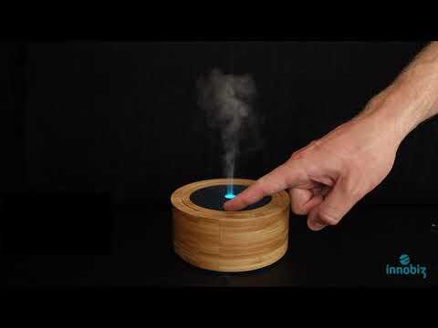 ELIA Ultrasonic Essential Oil Diffuser by Innobiz