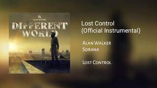 Alan Walker–Lost Control–(Official Instrumental) _ Feat Sorana_NoCopyrightInspireD + DJAWESOME1.