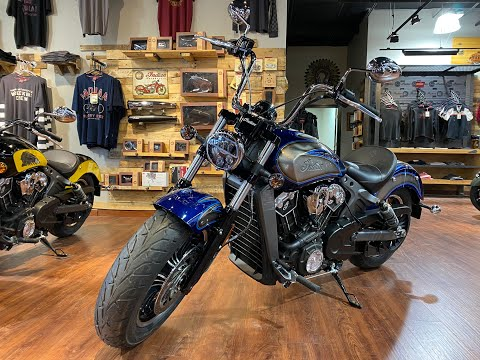 2019 Indian Scout® ABS in Greer, South Carolina - Video 1