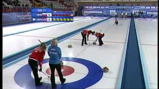 preview picture of video '25th Winter Universiade - Erzurum (TUR) - 05.02.2011/Day 10: Curling Women's Final'