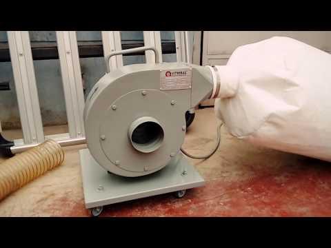 Colector Extractor de Polvo Portatil