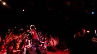 """The Fall of Troy - """"Mouths Like Sidewinder Missiles"""" live"""