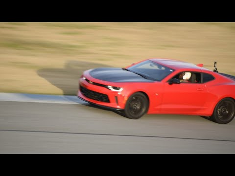 2018 Camaro v6 at AMP / intermediate group