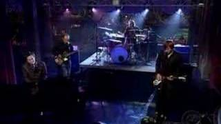 """Pressure Suit"" performed by Aqualung on Letterman, 2007"