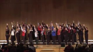 """""""The Man with the Bag"""" by Houston Choral Showcase"""