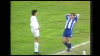 Albacete 3 - Español 2. Temp. 91/92. Jor. 15.