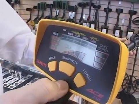 Металлоискатель Garrett ACE 150 обзор 2