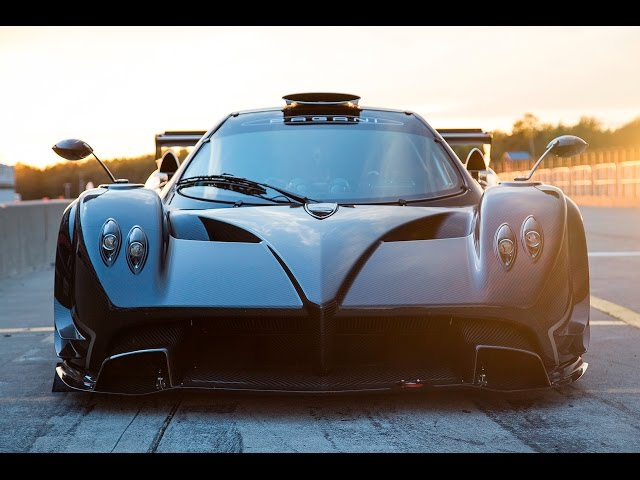 Pagani Zonda R specs, technical data, 25 pictures and 7 videos ...
