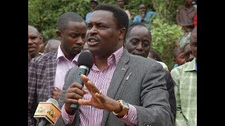 GOVERNMENT APPOINTMENTS: Tharaka Nithi Governor warns President Uhuru and DP William Ruto