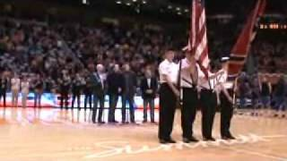 Doyle Lawson & Quicksilver National Anthem Thompson-Boling Arena TENN-FLA game