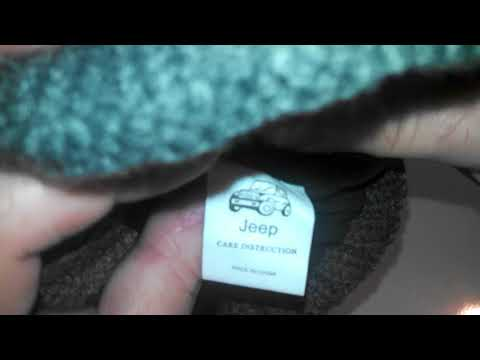 Jeep Warm Thick Knit Beanie Skull Cap Review