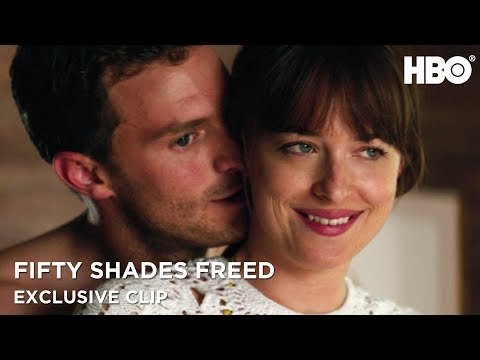 Fifty Shades Freed Clip