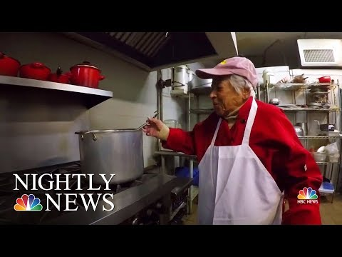 Meet The 96-year-old Chef Behind One Of New Orleans' Historic Restaurants | NBC Nightly News