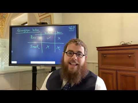 Pszáchim 101 – Napi Talmud 421 – Miért mondunk a zsinagógában kidust?