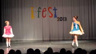 Irish Dance at International Festival