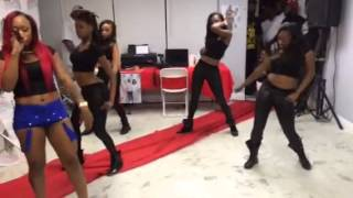 Tina Paul & Dancers Performance