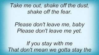 Dave Matthews Band - The Riff Lyrics