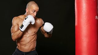 Ultimate 20 Minute Heavy Bag Workout | Session 3 by NateBowerFitness