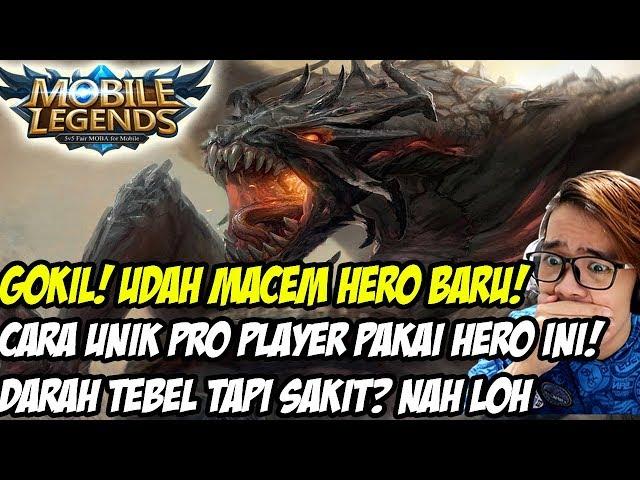 PRO PLAYER PAKAI HERO INI DENGAN CARA YG BEDA!! GILA JADI KAYAK HERO BARU COY!!