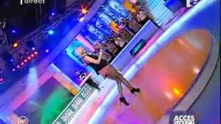"Alexandra Stan - Lollipop la ""Acces Direct"""