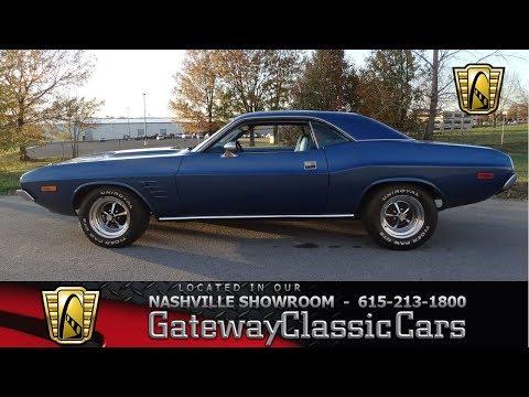 Video of '73 Challenger - MC7T