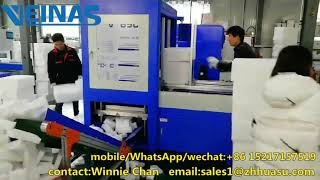 epe foam advantages machine for making epe box
