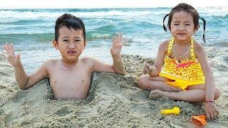 Trò CHơi Đi Picnic Thám Hiểm - Bé Nhím TV - Đồ Chơi Trẻ Em Thiếu Nhi