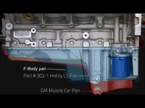 LS OIL PAN HOLLEY 302-2 301-1 DARKNESS LS SWAP PART 3