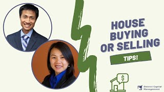 House Buying & Selling Tips!