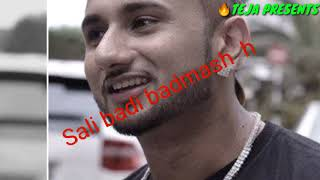 Das Das Das Yo Yo Honey Singh Song Whatsapp Status Video || #Teja_Presents