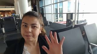 Perth Western Australia International Airport to Local Departure Area| Our travel haul