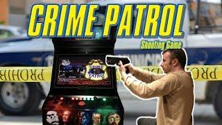 CRIME PATROL Arcade 1cc 48# (No Miss - Especial Pistolas Aimtrak)