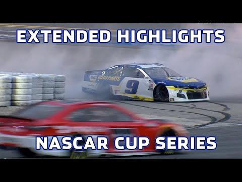 ロードコースで行われるNASCAR 2021 デイトナ・ロードコース レースハイライト動画