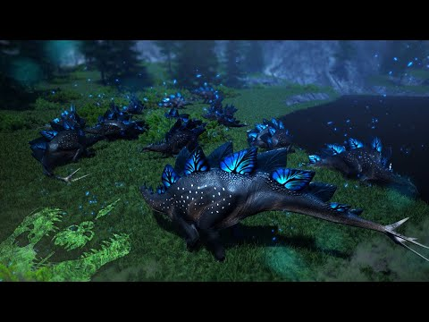 EVEN EXTINCTION CAN'T STOP US! - The Isle - Type-N Spino, Stego & Pterano Updates! - Isle Gameplay