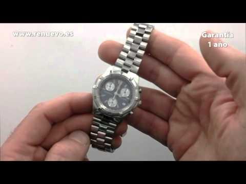 Reloj TAG HEUER CK1112 de segunda mano E244821