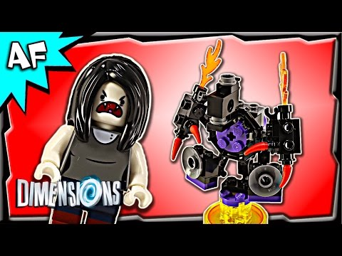 Vidéo LEGO Dimensions 71285 : Marceline the Vampire Queen