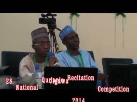 2014 Nigerian Musabaka: Kebbi State 60 Hizb Female Participant