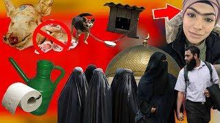 Запреты в мусульманских странах, что не принято делать в странах где живут мусульмане