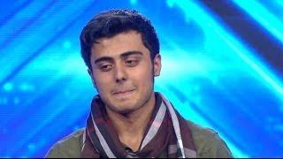 """Atakan Yıldırım - """"Penceresiz Kaldım Anne"""" - X Factor Star Işığı"""