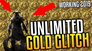 SKYRIM | HOW TO GET UNLIMITED GOLD  (XBOX/PS4/PC)